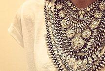 Jewelry / by Megan Teixeira