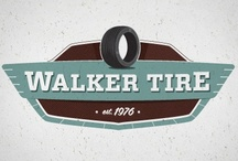 Retro and vintage logo inspiration / by Andy Kempson