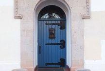 Doors,  Windows, Knocker & Gates / by Kathleen G
