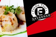 Gourmet Foodie Tour / The Eat It and Like It Gourmet Foodie Tour is the third Sunday of every month!  Five restaurants, five wine pairings, one GREAT time!  / by Eat It and Like It