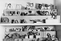 Jorge Oteiza. Experimental Laboratory. / by Oteiza Museum