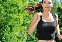 Health/Fitness... / by Megan Teixeira