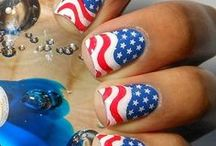 4th of July | Nails