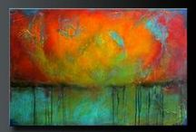 Abstract Acrylic / by Jen Hineline