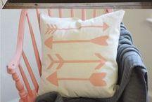 pillows / by ~ S A S H A ~