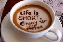 COFFEE <3 / by Maegge Moravec