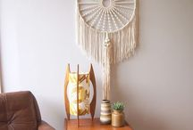 We Are Macrame Obsessed at ModCo. / All things macrame - we can't get enough.