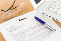 Resume Tips / Resume and cover letter writing tips, advice and examples. / by Alison Doyle
