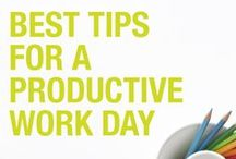 Workplace Success Tips / Tips for handling the world of work. / by Alison Doyle