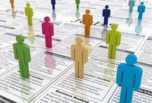 Job Listings and Employers / Job sites and employers with job openings. / by Alison Doyle