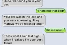 Funny: Auto Correct, Texts & Cat or Dog Texts & Siri / Damn that Auto Correct!  / by ✌ Kathleen S. Cruikshank ✌