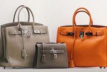 Women's Bags / Office bags, casual bags, fun bags, travel bags and more bags for work and play. / by Alison Doyle