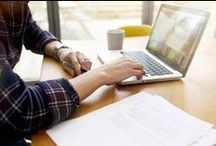 Cover Letter Tips / Tips and advice for writing interview winning cover letters, including examples. / by Alison Doyle