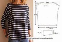 Blouse & Dresses / Bluser & kjoler
