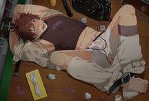 • ⚣ αиιмє уασι ⚣ • / Anime • Manga • Boy&Boy • Yaoi