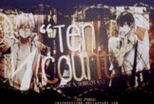 ஐ ღ ♂ TEN COUNT ♂ ღ ஐ / Manga • Boy&Boy • Yaoi • Fanart
