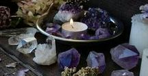 Wicca, crystals, plants★ /  I do not own any of these pictures!