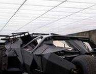 Batmobile's