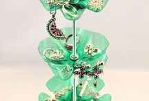DIY & Jewelry / Get creative to store or display your beloved Jewelry in a lovely way.