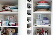 Clean and Tidy / Ways to organize and keep the home clean and tidy.