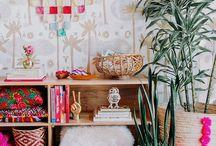 Home Decor / Home decor ideas - color schemes, knick-knacks, furniture, and decorations.