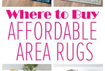 Rugs / Rug designs, layout inspiration, and sources to buy affordable rugs.