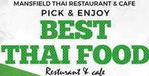 Mansfield Thai Restaurant and Cafe / Mansfield thai restaurant and cafe is the place to enjoy finest Thai food. Thai restaurant in Melbourne Australia, offering freshest quality seasonal produce that is prepared to order.