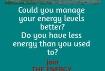 The Energy Challenge / Free ecourse. Explore your energy level and where you want it to go. Take the energy quiz to see where your energy is currently now.