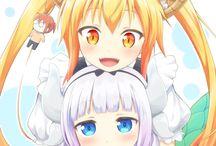Dragon maid ( Anime )