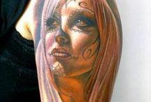 Unsere Tattoos / Hier bekommt ihr einen Einblick in unsere Tattoo-Arbeiten