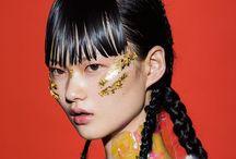 Asian ModelF Colour