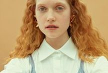 Freckles & red-h ModelF