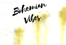 Bohemian Fashion Vibes / Bohemian jewelry and fashion. Please do not pin more that 10 per hour. Lets keep it fresh