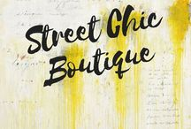 Street Chic Boutique / stylish fashion for women. Buyable pins from Trendy Boutiques offering chic street style clothing and accessories