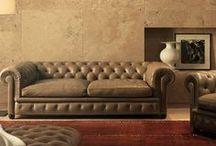 Mobilier / Mobilier de la cei mai cunoscuti designeri; din material textil, piele, piele ecologica @ FLAGSTONE - luxury products