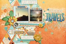 Scrapbooking / Scrapbooking layouts & inspiration. Come create with me! / by Steph @ Silver Boxes