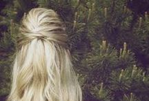 Golden locks / Curl it. / by Kat Snow