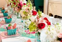 Party Planning & Decorations / Party ideas for the whole family / by Steph @ Silver Boxes