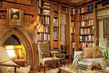 • BOOKS • / I one day want to own a home and have one room full of books!