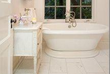 • BATHROOM inspiration • / Ideas for our bathroom and my imaginary dream homes bathroom!