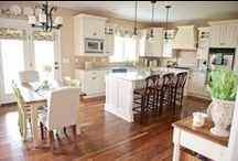 Kitchen ideas / by Jamie Gussner