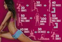 Workouts / by Kristen Ginapp Zahradnik