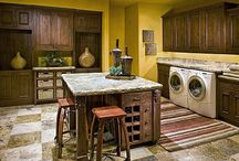 • LAUNDRY inspiration • / Laundry ideas and planning my dream laundry.