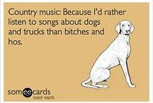 • Country music •
