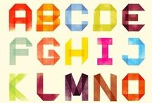~fonts~ / by Reagan Floyd