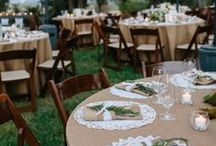 Burlap Tablecloths for Weddings & Special Events / My favorite, burlap tablecloths, burlap table runners, burlap isle runners, burlap sahes and burlap chair covers.  http://www.burlap-tablecloth.com/table-cover/havana-faux.html