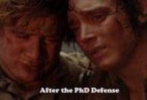 PhD / by Debbie Fucoloro
