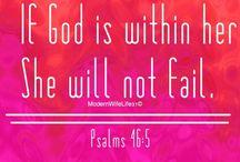 • Faith •