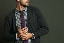 Mad Style: Men / Styles I love on men.  / by Katie Murch