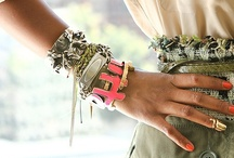 I Insist for the Wrist! / Fashion for the Wrist and Arm / by Cecile Fayen